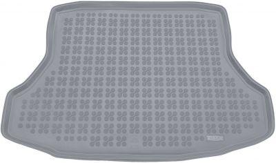 REZAW-PLAST popielaty gumowy dywanik mata do bagażnika Honda Civic IX Sedan od 2012-2016r. 230525S/Z