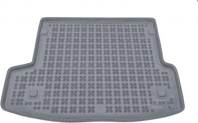 REZAW-PLAST popielaty gumowy dywanik mata do bagażnika Honda Civic IX Kombi od 2014r. 230527S/Z
