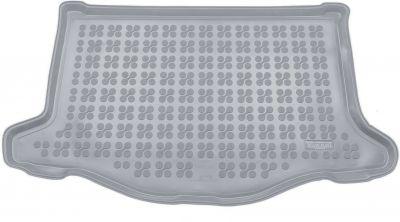 REZAW-PLAST popielaty gumowy dywanik mata do bagażnika Honda Jazz IV od 2013r. 230529S/Z
