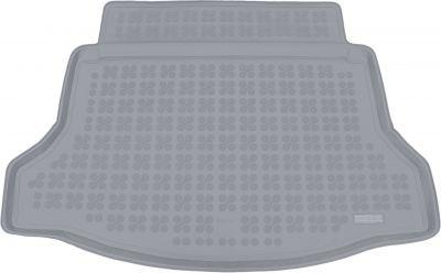 REZAW-PLAST popielaty gumowy dywanik mata do bagażnika Honda Civic X Hatchback od 2017r. 230530S/Z