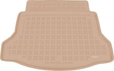 REZAW-PLAST beżowy gumowy dywanik mata do bagażnika Honda Civic X Hatchback od 2017r. 230530B/Z