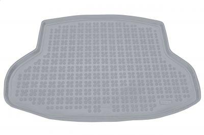 REZAW-PLAST popielaty gumowy dywanik mata do bagażnika Honda Civic X Sedan od 2016r. 230531S/Z