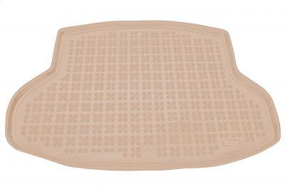 REZAW-PLAST beżowy gumowy dywanik mata do bagażnika Honda Civic X Sedan od 2016r. 230531B/Z