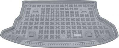 REZAW-PLAST popielaty gumowy dywanik mata do bagażnika Hyundai Tucson I od 2004-2010r. 230611S/Z