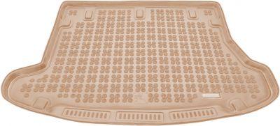 REZAW-PLAST beżowy gumowy dywanik mata do bagażnika Hyundai i30 I CW Kombi od 2008-2012r. 230622B/Z