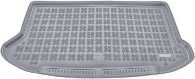 REZAW-PLAST popielaty gumowy dywanik mata do bagażnika Hyundai ix20 (górna podłoga bagażnika) od 2010r. 230625S/Z