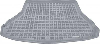 REZAW-PLAST popielaty gumowy dywanik mata do bagażnika Hyundai Elantra V od 2010-2016r. 230626S/Z