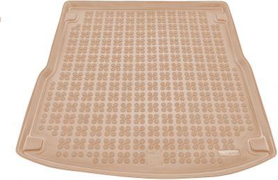 REZAW-PLAST beżowy gumowy dywanik mata do bagażnika Hyundai i40 Kombi od 2011r. 230627B/Z