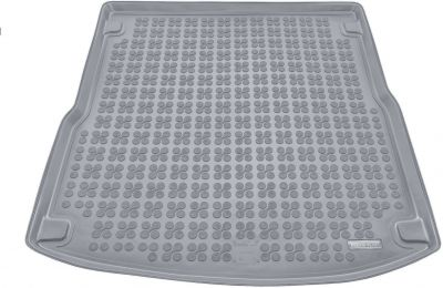 REZAW-PLAST popielaty gumowy dywanik mata do bagażnika Hyundai i40 Kombi od 2011r. 230627S/Z