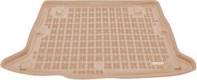 REZAW-PLAST beżowy gumowy dywanik mata do bagażnika Hyundai Veloster od 2011r. 230628B/Z
