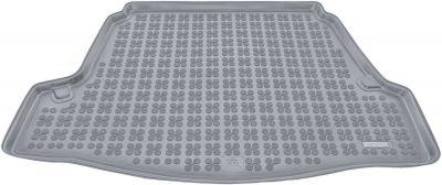 REZAW-PLAST popielaty gumowy dywanik mata do bagażnika Hyundai i40 Sedan od 2012r. 230629S/Z