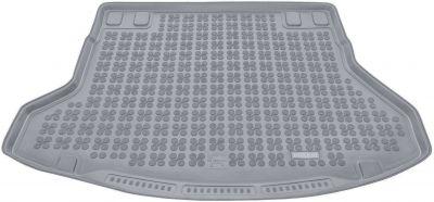REZAW-PLAST popielaty gumowy dywanik mata do bagażnika Hyundai i30 II Kombi od 2011-2017r. 230631S/Z