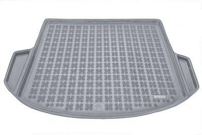 REZAW-PLAST popielaty gumowy dywanik mata do bagażnika Hyundai Santa Fe 5/7os. od 2012r. 230632S/Z