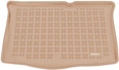 REZAW-PLAST beżowy gumowy dywanik mata do bagażnika Hyundai i20 Classic od 2014r. 230637B/Z