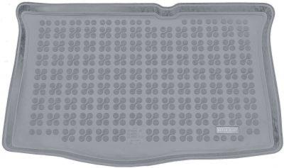 REZAW-PLAST popielaty gumowy dywanik mata do bagażnika Hyundai i20 Classic od 2014r. 230637S/Z