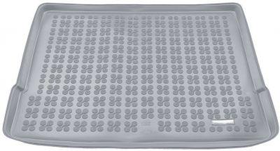 REZAW-PLAST popielaty gumowy dywanik mata do bagażnika Hyundai Tucson III (dolna podłoga bagażnika) od 2015r. 230639S/Z