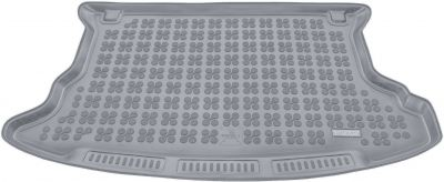 REZAW-PLAST popielaty gumowy dywanik mata do bagażnika Kia Sportage II od 2004-2010r. 230718S/Z