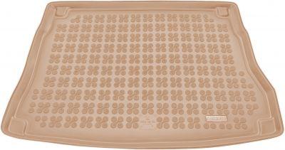 REZAW-PLAST beżowy gumowy dywanik mata do bagażnika KIA Ceed Hatchback 5D od 2006-2012r. 230723B/Z