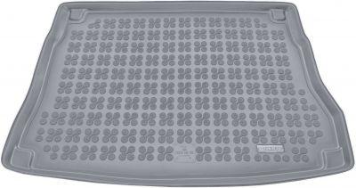 REZAW-PLAST popielaty gumowy dywanik mata do bagażnika Kia Ceed Hatchback 5D od 2006-2012r. 230723S/Z