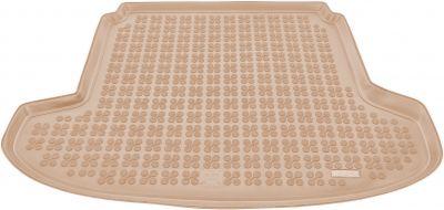 REZAW-PLAST beżowy gumowy dywanik mata do bagażnika KIA Ceed Kombi od 2007-2012r. 230727B/Z