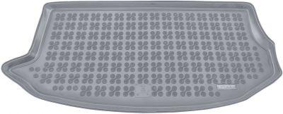REZAW-PLAST popielaty gumowy dywanik mata do bagażnika Kia Soul XL od 2009r. 230728S/Z