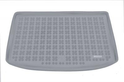 REZAW-PLAST popielaty gumowy dywanik mata do bagażnika Hyundai ix20 (dolna podłoga bagażnika) od 2010r. 230731S/Z