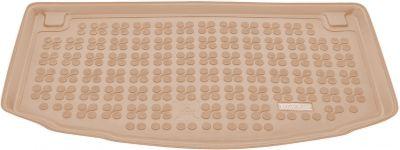 REZAW-PLAST beżowy gumowy dywanik mata do bagażnika KIA Picanto II od 2011-2017r. 230734B/Z