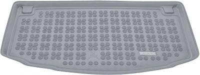 REZAW-PLAST popielaty gumowy dywanik mata do bagażnika Kia Picanto II od 2011-2017r. 230734S/Z