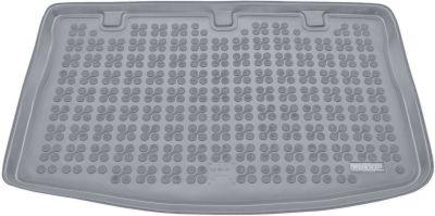 REZAW-PLAST popielaty gumowy dywanik mata do bagażnika Kia Rio III Hatchback od 2011-2017r. 230736S/Z