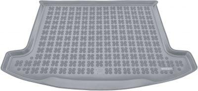 REZAW-PLAST popielaty gumowy dywanik mata do bagażnika Kia Carens 5os. od 2013r. 230740S/Z