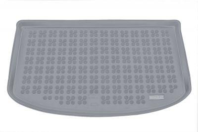 REZAW-PLAST popielaty gumowy dywanik mata do bagażnika Kia Soul XL (dolna podłoga bagażnika) od 2014r. 230742S/Z