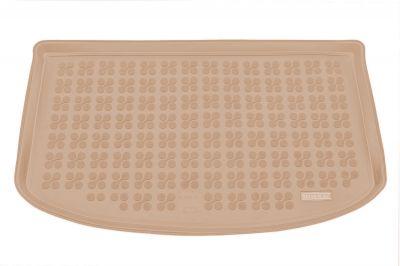 REZAW-PLAST beżowy gumowy dywanik mata do bagażnika KIA Soul XL od 2014r. 230742B/Z