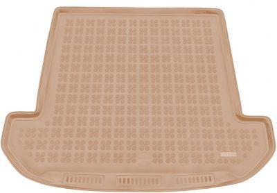 REZAW-PLAST beżowy gumowy dywanik mata do bagażnika KIA Sorento Terenowy 7os od 2015r. 230744B/Z