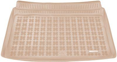 REZAW-PLAST beżowy gumowy dywanik mata do bagażnika KIA Sportage IV od 2016r. 230746B/Z