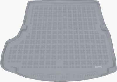 REZAW-PLAST popielaty gumowy dywanik mata do bagażnika Kia Optima IV Sportwagon od 2016r. 230748S/Z