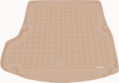 REZAW-PLAST beżowy gumowy dywanik mata do bagażnika Kia Optima IV Sport Wagon od 2016r. 230748B/Z