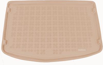 REZAW-PLAST beżowy gumowy dywanik mata do bagażnika Kia Rio IV Hatchback od 2017r. 230749B/Z