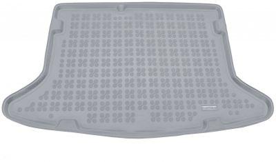 REZAW-PLAST popielaty gumowy dywanik mata do bagażnika Kia Niro od 2016r. 230754S/Z