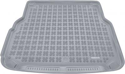 REZAW-PLAST popielaty gumowy dywanik mata do bagażnika Mercedes C-Klasa W204 Kombi od 2007-2014r. 230926S/Z