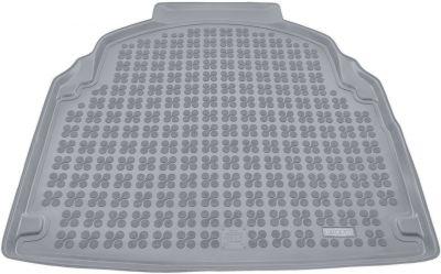 REZAW-PLAST popielaty gumowy dywanik mata do bagażnika Mercedes E-Klasa W212 Sedan od 2009-2016r. 230933S/Z