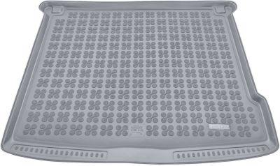 REZAW-PLAST popielaty gumowy dywanik mata do bagażnika Mercedes GLE od 2015r. 230934S/Z