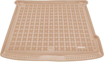 REZAW-PLAST beżowy gumowy dywanik mata do bagażnika Mercedes GLE od 2015r. 230934B/Z