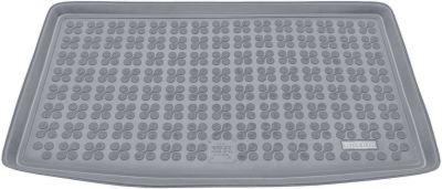 REZAW-PLAST popielaty gumowy dywanik mata do bagażnika Mercedes B-Klasa W246 od 2011r. 230935S/Z