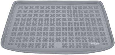 REZAW-PLAST popielaty gumowy dywanik mata do bagażnika Mercedes A-Klasa W176 od 2012-2018r. 230937S/Z