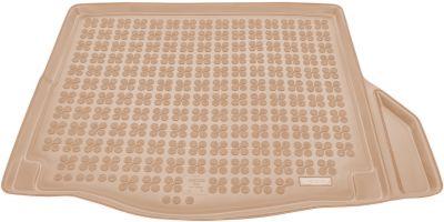 REZAW-PLAST beżowy gumowy dywanik mata do bagażnika Mercedes CLA od 2013r. 230938B/Z