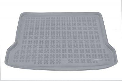 REZAW-PLAST popielaty gumowy dywanik mata do bagażnika Mercedes GLA od 2014r. 230939S/Z