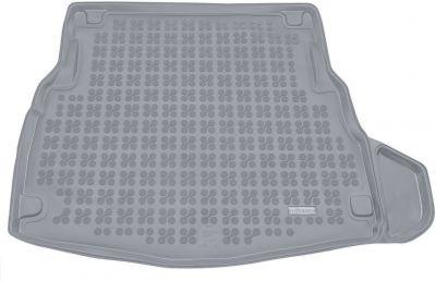 REZAW-PLAST popielaty gumowy dywanik mata do bagażnika Mercedes C-Klasa W205 Limuzyna od 2014r. 230940S/Z
