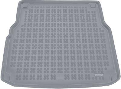 REZAW-PLAST popielaty gumowy dywanik mata do bagażnika Mercedes C-Klasa W205 Kombi od 2014r. 230941S/Z