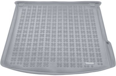 REZAW-PLAST popielaty gumowy dywanik mata do bagażnika Mercedes GLE Coupe od 2015r. 230942S/Z