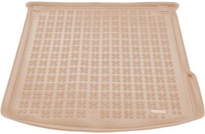 REZAW-PLAST beżowy gumowy dywanik mata do bagażnika Mercedes GLE Coupe od 2015r. 230942B/Z